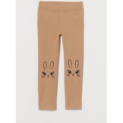 H & M - Treggings - Beige found on Bargain Bro from H&M (US) for USD $7.59