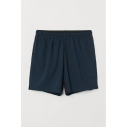 H & M - Running Shorts - Blue found on Bargain Bro Philippines from H&M (US) for $24.99