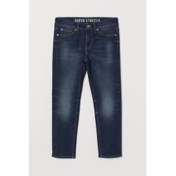 H & M - Skinny Fit Generous Size Jeans - Blue
