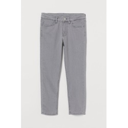 H & M - Skinny Fit Generous Size Jeans - Gray