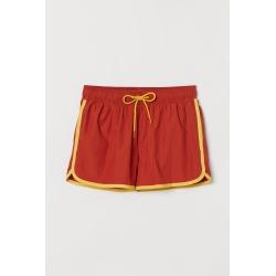 H & M - Short Swim Shorts - Orange