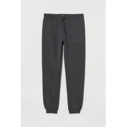 H & M - Regular Fit Sweatpants - Black found on Bargain Bro India from H&M (US) for $17.99