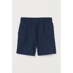 H & M - Knee-length Swim Shorts - Blue