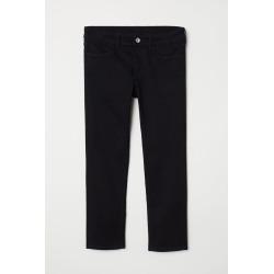H & M - Skinny Fit Generous Size Jeans - Black