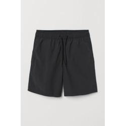 H & M - Knee-length Swim Shorts - Black
