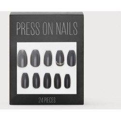 H & M - Press-on Nails - Black found on MODAPINS from H&M (US) for USD $7.99