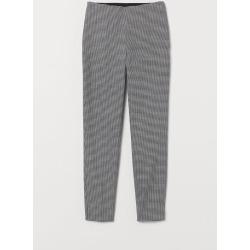 H & M - Slim-fit Pants - White