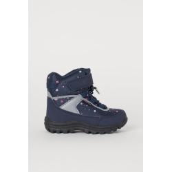 H & M - Waterproof Boots - Blue