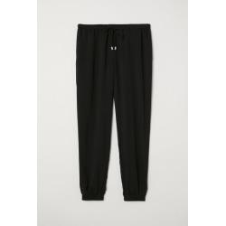 H & M - Pull-on Pants - Black