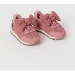 H & M - Mesh Sneakers - Pink found on Bargain Bro from H&M (US) for USD $18.99