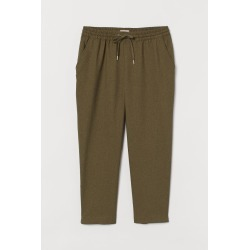 H & M - H & M+ Pull-on Pants - Green
