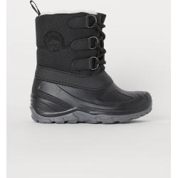 H & M - Winter Boots - Black