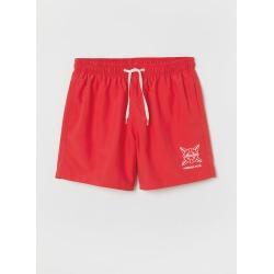 H & M - Swim Shorts - Red