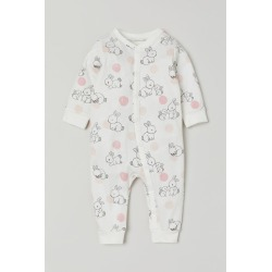 H & M - Patterned Pajamas - White found on MODAPINS from H&M (US) for USD $9.99