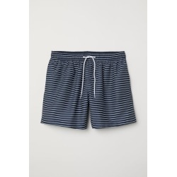 H & M - Swim Shorts - Blue