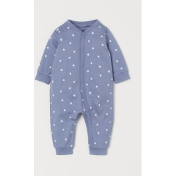 H & M - Patterned Pajamas - Blue found on MODAPINS from H&M (US) for USD $9.99