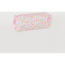 H & M - Makeup Brush Bag - Pink found on Bargain Bro India from H&M (US) for $6.99