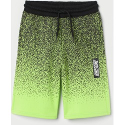 H & M - Sweatshorts - Green found on Bargain Bro from H&M (US) for USD $11.39