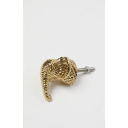 H & M - Elephant-shaped Knob - Gold