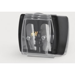 H & M - Dual Pencil Sharpener - Black found on Bargain Bro India from H&M (US) for $6.99