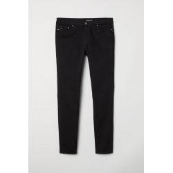 H & M - H & M+ Shaping Skinny Jeans - Black found on Bargain Bro Philippines from H&M (US) for $32.99