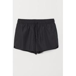 H & M - Short Swim Shorts - Black