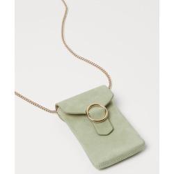H & M - Smartphone Bag - Green