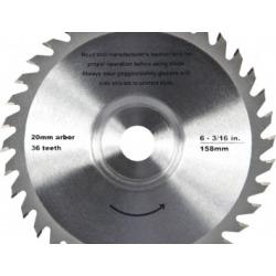 Norge 6-3/16 36-Tooth Carbide Tip Saw Blade, $27.99/sqft, Lumber Liquidators, Flooring Tools found on Bargain Bro Philippines from lumberliquidators.com for $27.99