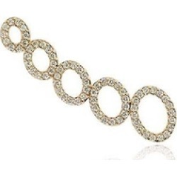 Alinka Jewellery Cloud Right Ear Cuff Yellow Gold found on MODAPINS from Harvey Nichols for USD $2013.32