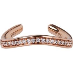 Alinka Jewellery Tania Thumb Ring Full Surround Rose Gold found on MODAPINS from Harvey Nichols for USD $3138.70