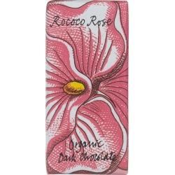 Rococo Rose Organic Dark Chocolate Bee Bar 20g found on Bargain Bro UK from Harvey Nichols