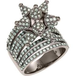 Atelier Swarovski Chrysolite Kalix Wide Ring found on MODAPINS from Harvey Nichols for USD $256.52