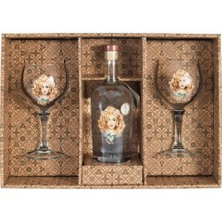 Daffy's Gin Gin And Glasses Gift Pack found on Bargain Bro UK from Harvey Nichols
