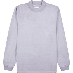 Les Tien Lilac Brushed Cotton Sweatshirt found on Bargain Bro UK from Harvey Nichols