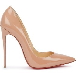 Christian Louboutin So Kate 120 Blush Patent Leather Pumps found on Bargain Bro UK from Harvey Nichols