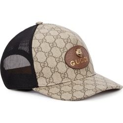 Gucci GG Supreme Coated Canvas Cap found on MODAPINS from Harvey Nichols for USD $265.73