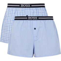 BOSS Cotton Boxer Shorts - Set Of Two found on Bargain Bro UK from Harvey Nichols