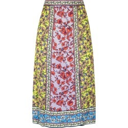 Athena floral-print midi skirt found on MODAPINS from Harvey Nichols US for USD $400.00