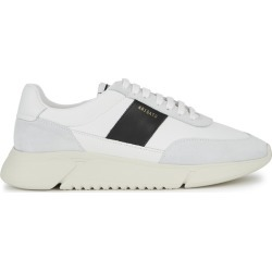 Axel Arigato Genesis Vintage Runner Panelled Sneakers found on MODAPINS from Harvey Nichols for USD $235.15