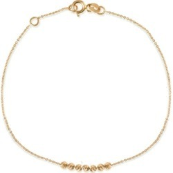 GFG Jewellery Ellie Bracelet - Yellow Gold found on Bargain Bro UK from Harvey Nichols