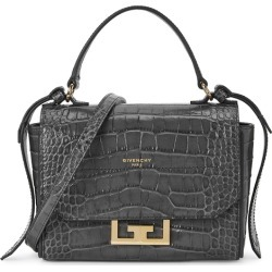 Givenchy Eden Mini Crocodile-effect Top Handle Bag found on Bargain Bro UK from Harvey Nichols