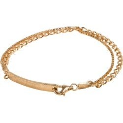 Cornelia Webb Warped Double Chain Bracelet found on MODAPINS from Harvey Nichols for USD $147.95