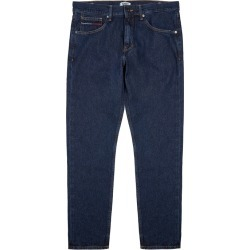 Tommy Jeans 1988 Dark Blue Tapered Jeans found on MODAPINS from Harvey Nichols for USD $113.97