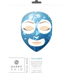 HAPPY SKIN Collagen Sheet Mask found on Makeup Collection from Harvey Nichols for GBP 5.12