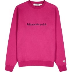 Billionaire Boys Club Pink Cotton-jersey Sweatshirt found on MODAPINS from Harvey Nichols for USD $201.68