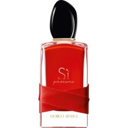 Armani Beauty Sì Passione Red Maestro Eau De Parfum 100ml found on Bargain Bro UK from Harvey Nichols