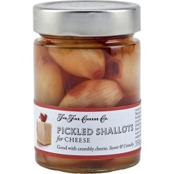 The Fine Cheese Company Pickled Shallots For Cheese 350g