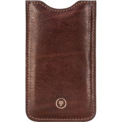 Maxwell Scott Bags Luxury Full Grain Tan Leather Iphone 6 Case found on Bargain Bro UK from Harvey Nichols