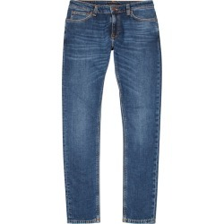 Nudie Jeans Skinny Lin Blue Skinny Jeans found on MODAPINS from Harvey Nichols for USD $156.72