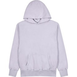 Les Tien Lilac Hooded Cotton Sweatshirt found on Bargain Bro UK from Harvey Nichols